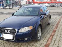 Audi A4, break, 2.0 TDI(diesel), 140 CP (103kW), 2005