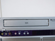 Video recorder VHS combo DVD player ZTYP3 -ZTO207 DEFECT