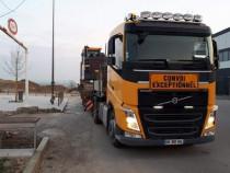 Cap tractor Volvo FH/X-track(4x4)