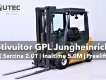 Stivuitor Jungheinrich GPL 2.0T 5.0M
