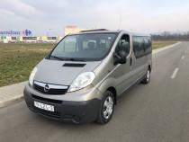 Opel Vivaro 8+1 Locuri 2.0 CDTI 114cp 6+1 trepte Euro 4 Mode
