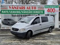 Mercedes-Benz Vito,2.2Diesel,6Locuri,2005,Finantare Rate