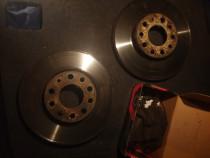 Discuri Plăcute fata spate pentru Audi A4 B6/7 Golf 4/5