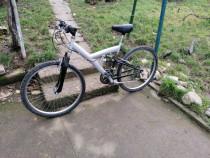 """Bicicleta Fischer 26 """"full suspension."""