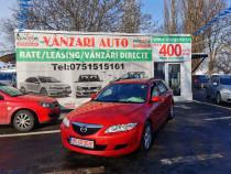 Mazda 6,Xenon,2.3 Benzina,2004,Finantare Rate