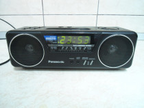 Radio stereo vintage cu ceas Panasonic RC-X210