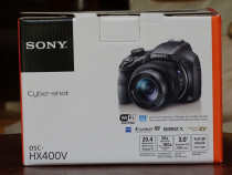 Aparat Foto Sony Cyber-Shot DSC-HX400V 20MP Full HD, Wi-Fi,