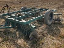 Disc agricol romanesc