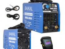 SUDURA BAIKAL 300A | electrod 1.6-4 mm | APARAT SUDURA BAIKA
