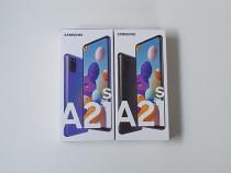 Samsung A21s Black | Blue DUOS 32GB sigilat garanție 2ani