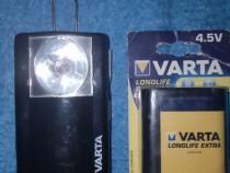 Lanterna Varta de bicicleta