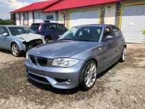 Dezmembram BMW E87 118D 2.0 TDI 122 cp 2004