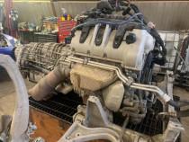 Porsche Panamera motor 4.8 turbo