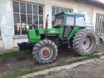 Tractor forestier 4x4 Deutz
