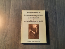 Reorientarea politica a Romaniei 19141916 Anastasie Iordache