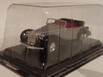 Macheta Delahaye 135M Figoni 1937 - Amercom 1/43