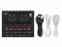 Mixer tuner,acumulator ,112sunete,18efecte audio,nou.