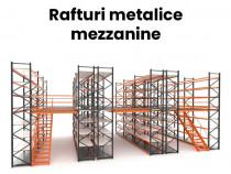 Rafturi metalice premium