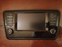 Display bord navigatie touchscreen Skoda Octavia 3 2016