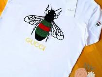 Tricouri Gucci logo brodat new model import Italia