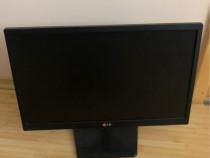 """Monitor LED LG 21.5"""", Wide, Full HD, D-Sub, Negru, 22M37A-B"""