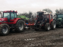 Tractor Case MAGNUM 7240 PRO,AC, front-hidraulica, import