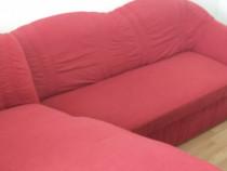 Colțar extensibil roșu