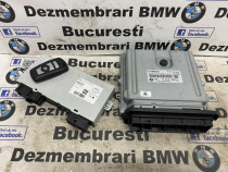 Kit pornire,ECU,DDE BMW F10,F11 520d 8513250,8518891