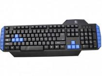 Tastatura USB Multimedia Gaming Warrior PRODUS NOU