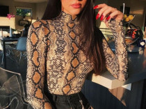Body animal print super model, marimi S M L