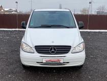 Mercedes - Benz VITO 115 2006/10 2,2 Diesel 9 locuri