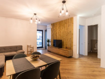 Apartament 3 camere lux Nord