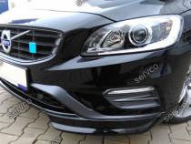 Prelungire tuning bara fata Volvo S60 R design 2010-2014 v2