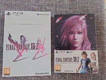 Final Fantasy 13-2 XIII-2 Limited Edition Steelbook Like New
