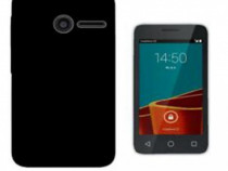 Husa telefon silicon vodafone smart first 6 black produs nou