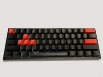 Tastatura Ducky One 2 mini RGB Cherry MX Silent Red Mecanica