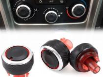 Butoane cromate aer conditionat AC Peugeot 307 Citroen C4