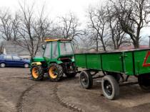 Tractor 4x4 45cp sau schimb
