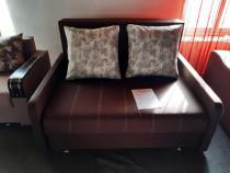 Canapea extensibila de 2 locuri 157x115