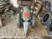 Motocositoare Rapid Special 4x4 cu remorcă și greblă