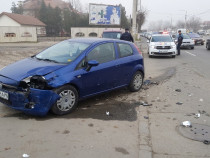 Fiat Grande Punto avariat