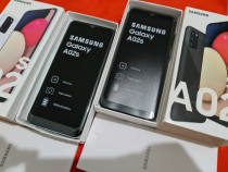 - Samsung A02s, nou, 32Gb, 3Ram, nefolosit, full box, cutie