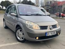 Renault Scenic // Automat // 2.0 benzina //