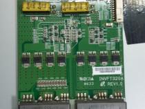 Inverter INVFT320A T-con 320WSC4LV5.8 Silva LT-32Q5LFH Akai