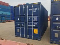 Containere uscate de 40 de picioare folosite
