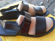 Sandale, piele Zeus, mar 40 (25.5 cm)