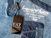 Tricouri Armani,material jeans/Italia