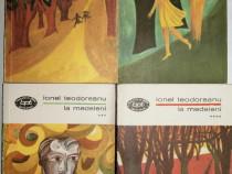 Ionel Teodoreanu - La Medeleni, 4 vol. , colectia BPT