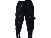 Pantaloni unisex pentru copii | Pantaloni cu bretele fashion