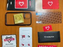 Husă de protecţie + folie gratis + accesorii Iphone 12